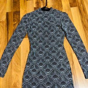 Glittery Dress Very Fancy